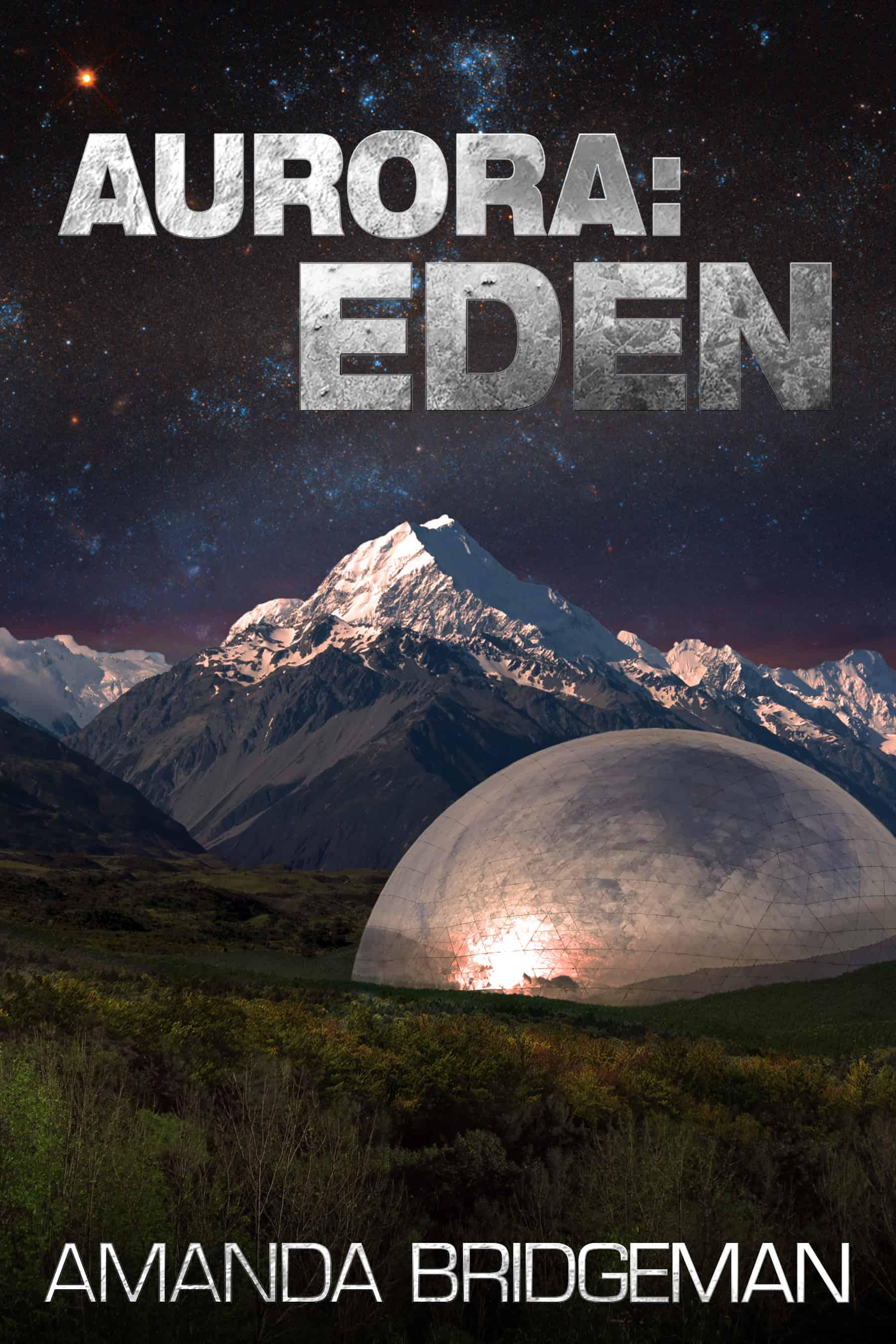 Aurora: Eden (Aurora #5)