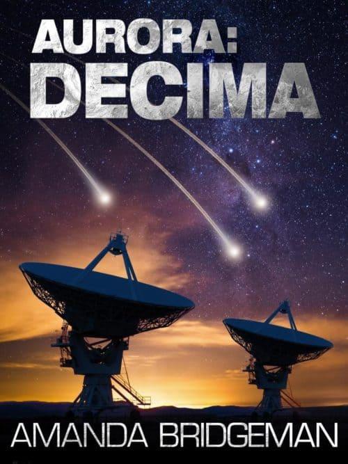 Cover Reveal | Aurora: Decima (Aurora 6)