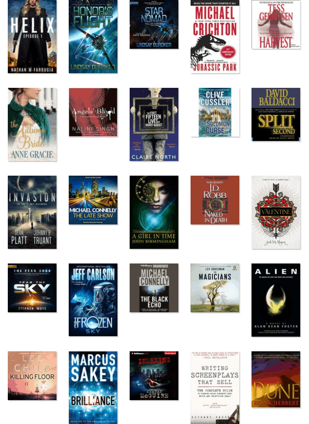 My 2017 in Reading