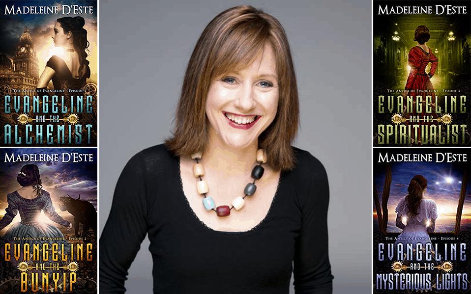 Guest Author Interview | Madeleine D'Este