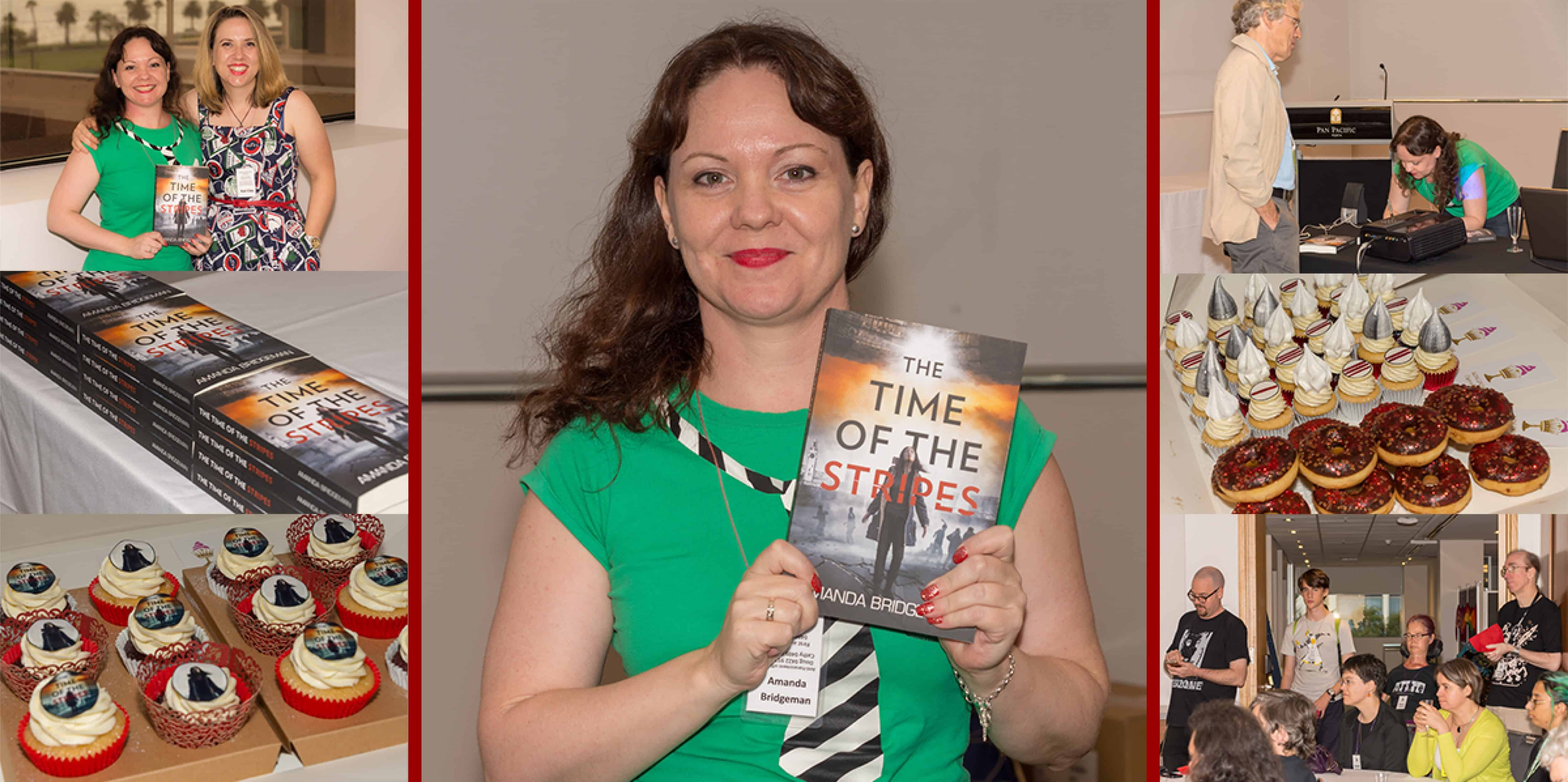 Paperback Book Launch