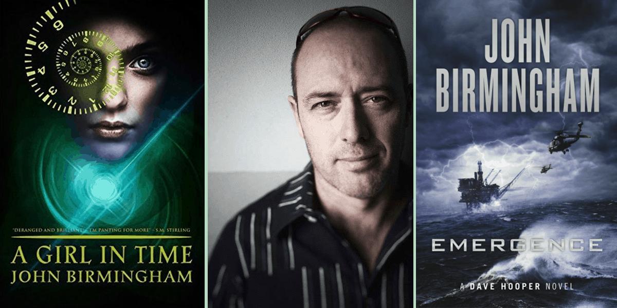 Guest Author Interview | John Birmingham