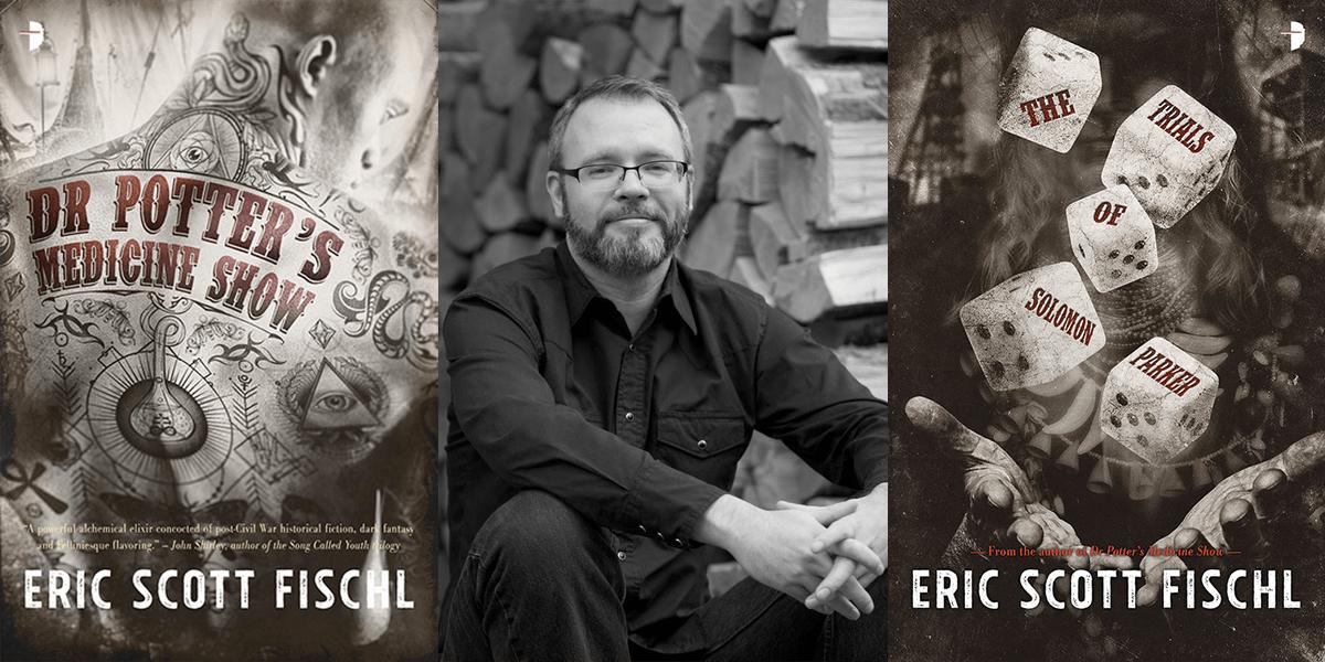 Guest Author Interview | Eric Scott Fischl
