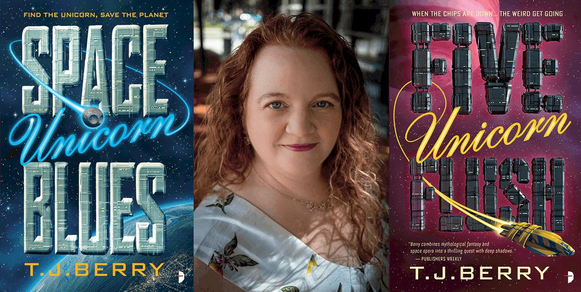 Guest Author Interview – T.J. Berry