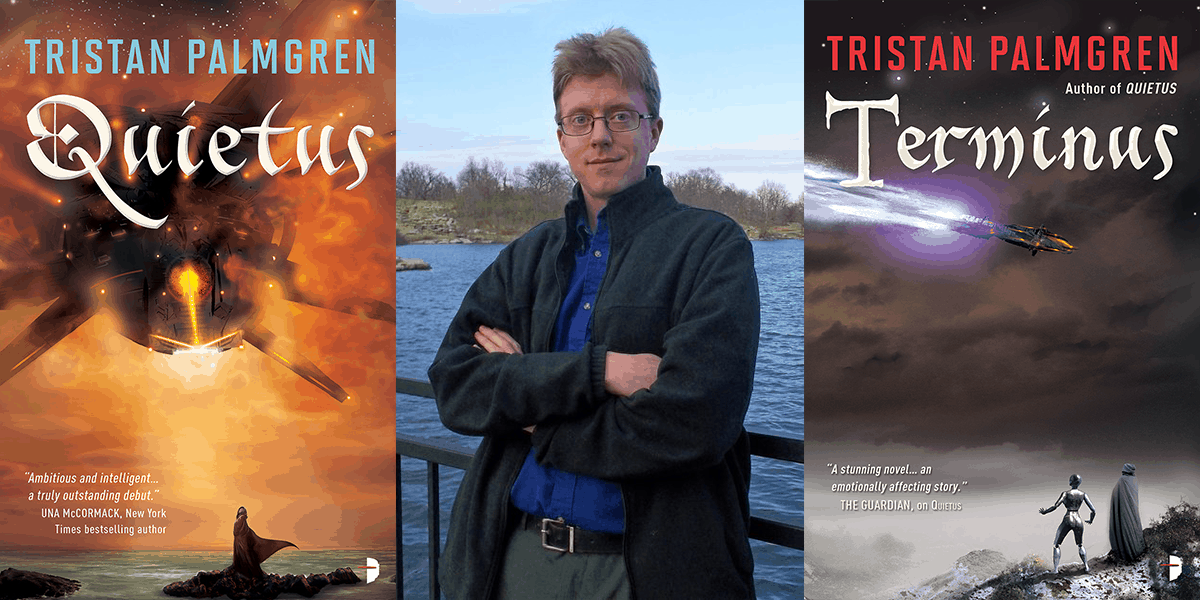 Guest Author Interview – Tristan Palmgren