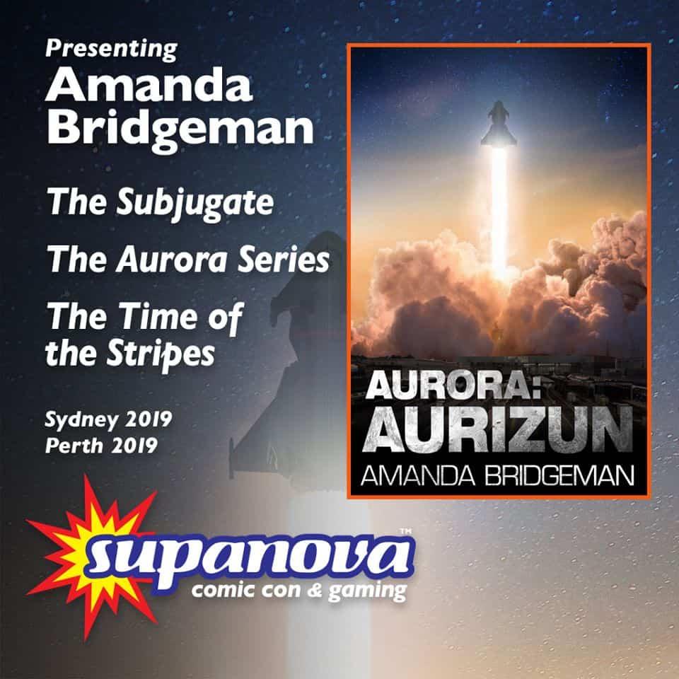 2019 Supanova Tour