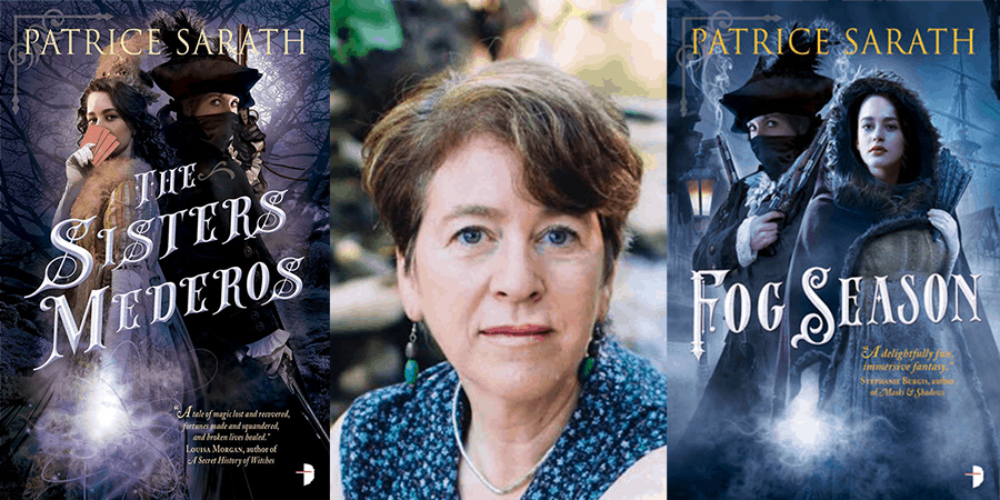 Guest Author Interview – Patrice Sarath