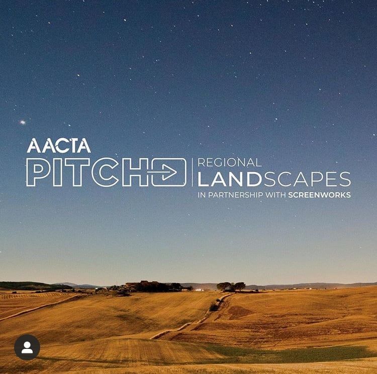 AACTA Pitch Finalist!
