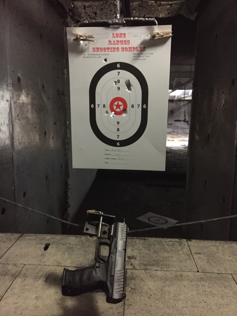 Walther and Target Results